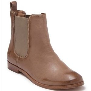 Frye Anna Chelsea Ankle Boot Ash